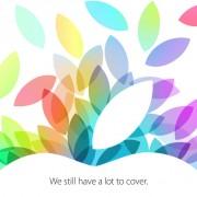"""Ko tikėtis iš """"iPad"""" pristatymo renginio?"""