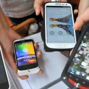 """Gandai: """"Galaxy S5"""" pasirodys ateinantį sausį"""
