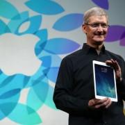 """Gandai: antros kartos """"iPad Air"""" pasižymės 2 gigabaitų darbine atmintimi"""