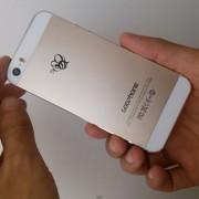 """Kinai sukūrė itin tikrovišką """"iPhone 5S"""" kopiją, pavadinimu """"Goophone i5S"""""""