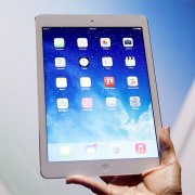 """Gandai: sekančios kartos """"iPad Air"""" pasižymės nauju procesoriumi ir 8 megapikselių kamera"""