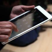 """Nutekintos tariamai """"iPad Air 2"""" specifikacijos"""