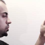"""""""iPhone 6"""" konceptas: pirštų antspaudų skenerį keičia akies nuskaitymas"""