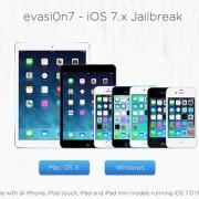 """Piratai džiaugiasi – pasirodė labai lauktas """"iOS 7"""" nulaužimas"""