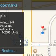 """Internete nutekėjo galimai """"iOS in the Car"""" vartotojo sąsajos nuotrauka"""