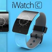 """Konceptas: išmanieji laikrodžiai """"iWatch S"""" ir """"iWatch C"""""""
