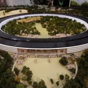 """""""Apple"""" intensyviai ruošiasi naujos būstinės statyboms"""