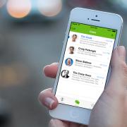 """""""Facebook"""" už 19 mlrd. įsigys populiarią susirašinėjimo aplikaciją """"WhatsApp"""""""