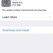 """Oficialiai išleistas """"iOS 7.1"""" atnaujinimas"""