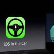 """""""Ferrari"""", """"Mercedes-Benz"""" ir """"Volvo"""" jau kitą savaitę pristatys """"iOS in the Car"""" funkciją"""