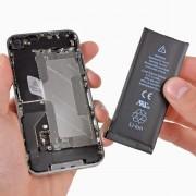 """Netolimoje ateityje išmaniųjų telefonų """"iPhone"""" baterijas gamins robotai"""
