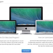 """""""Apple"""" leis vartotojams testuoti bandomąsias """"OS X"""" versijas"""