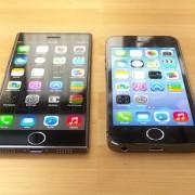 """""""iPhone 6"""" ekranai gali būti pradėti gaminti jau kitą mėnesį"""