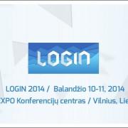 Technologijų progreso gerbėjai jau rytoj įsikurs LOGIN 2014 konferencijoje