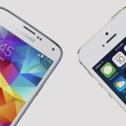 """Palyginimas: """"Touch ID"""" prieš """"Galaxy S5"""" pirštų antspaudų skenerį (video)"""