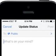 """""""Facebook"""" saugos nuo dalinimosi turiniu su nepageidaujamais asmenimis"""
