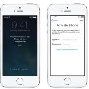"""""""iOS 7"""" saugumas padeda sumažinti """"iPhone"""" vagysčių skaičių"""