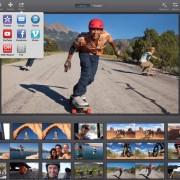 """Atnaujinta kompiuteriams """"Mac"""" skirta vaizdo įrašų redagavimo programa """"iMovie"""""""