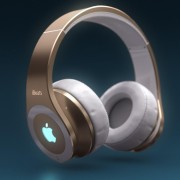 """Futuristinis """"Apple iBeats"""" ausinių konceptas (nuotraukos, video)"""