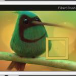 """""""iPhone"""" skirtas """"Pixelmator"""": piešimas"""