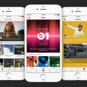 """""""Apple"""" pristatė muzikos transliavimo internetu paslaugą """"Apple Music"""", taps prieinama birželio 30-ą"""