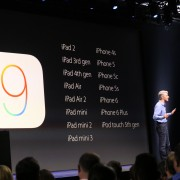 """""""iOS 9"""" pristatymas"""