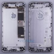 """Nutekinta """"iPhone 6S"""" nuotrauka kelia klausimą dėl talpesnės baterijos"""