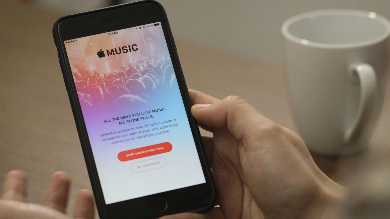 """Apple Music"""