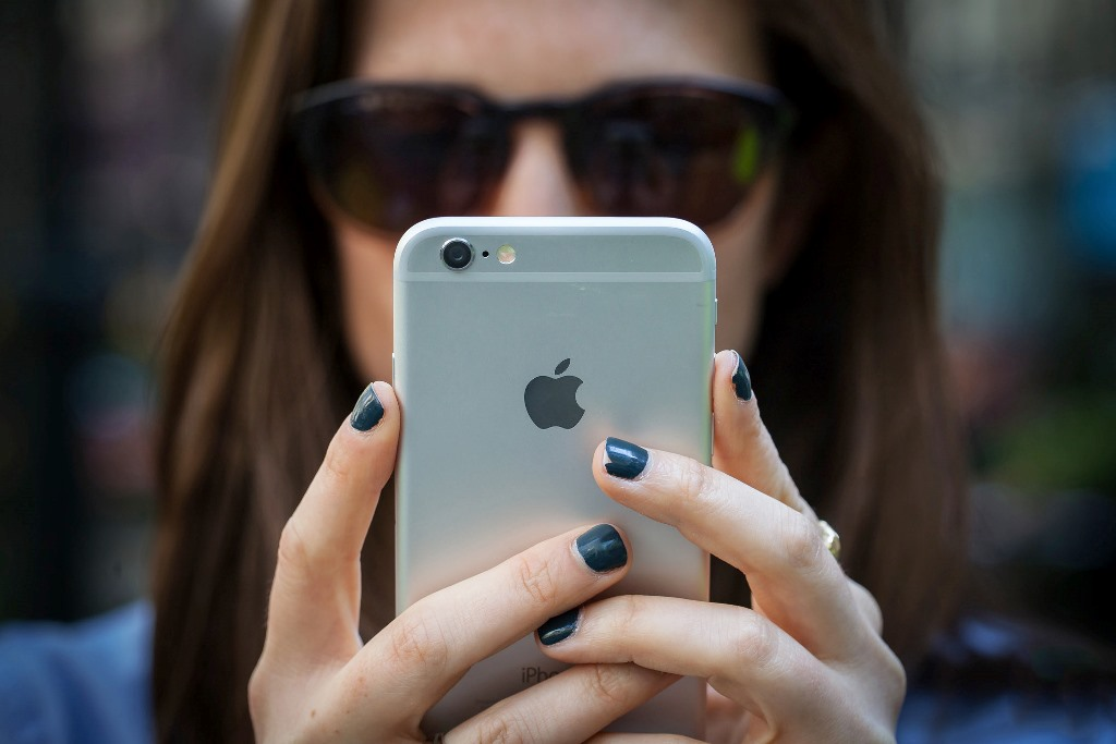 """iPhone"" vartotoja"
