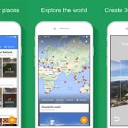 """Su """"Google Street View"""" po gatves gali dairytis jau ir """"iPhone"""" vartotojai"""