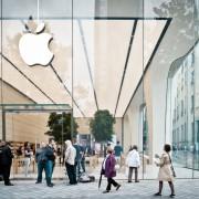 """Nauja Jony Ive'o """"Apple"""" parduotuvių vizija – su gyvais medžiais"""