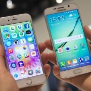 """Apklausa: prie """"iPhone"""" pereis vis didesnė """"Android"""" vartotojų dalis"""