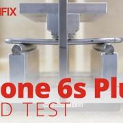 """Tai, ko laukėte: """"iPhone 6S Plus"""" lenkimo testas"""