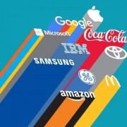 """""""Apple"""" – brangiausias prekės ženklas trečius metus iš eilės"""