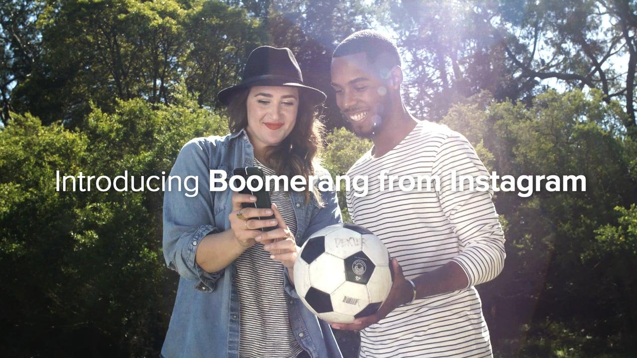"""""""Instagram"""" kviečia dalintis trumpais filmukais su nauja aplikacija """"Boomerang"""""""