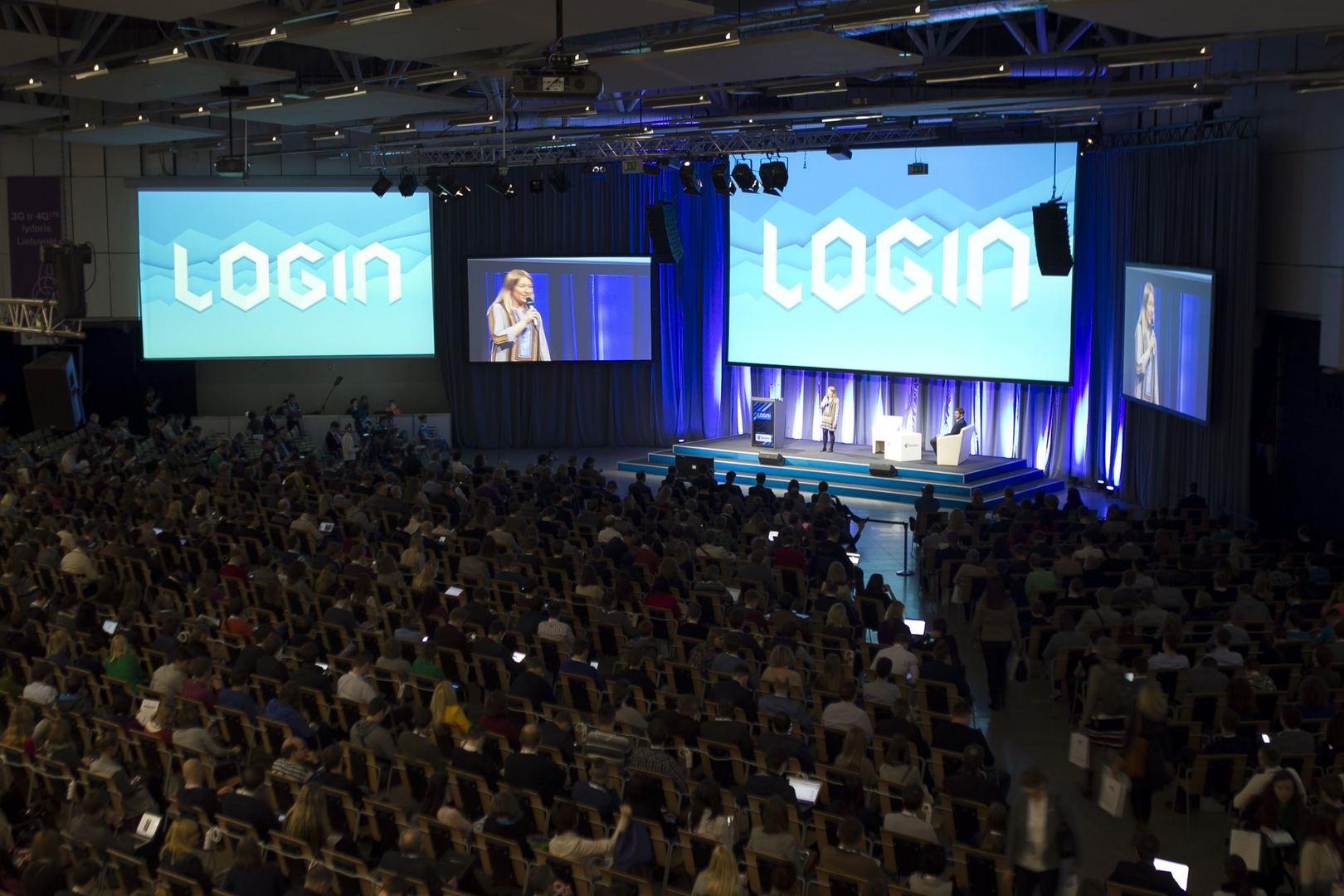 Technologijų ir inovacijų festivaliu virstantis LOGIN 2016: kas keis pasaulį kitąmet?