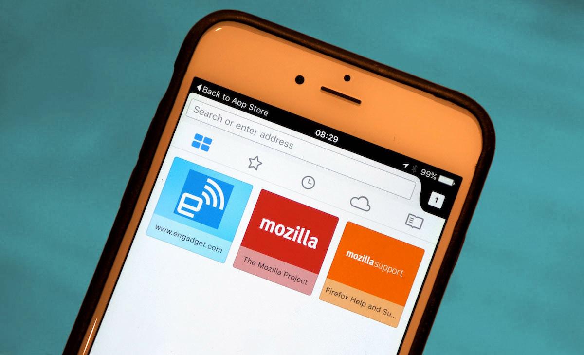 """Naršyklė """"Firefox"""" prieinama ir """"iOS"""" įrenginiuose"""