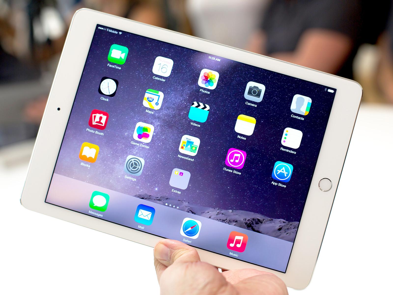 """""""iPad Air 3"""" – su 4K ekranu ir 4GB operatyviąja atmintimi?"""