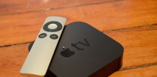 """Apple TV"""