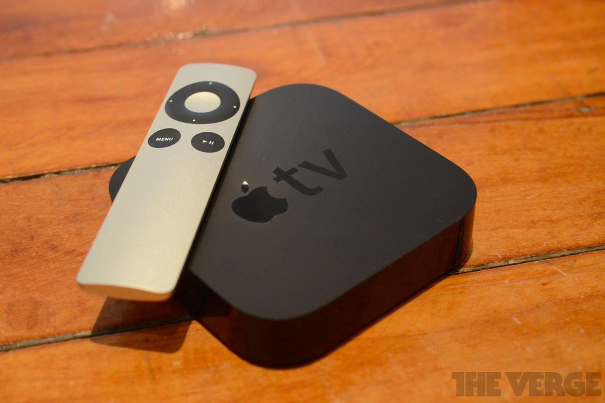 """Išleistas smulkus trečios kartos """"Apple TV"""" operacinės sistemos atnaujinimas"""
