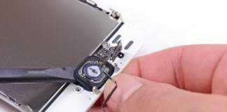 """iPhone"" mygtuko taisymas"