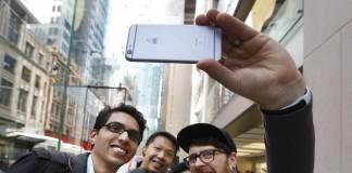 """""""iPhone"""" ir fotografija"""
