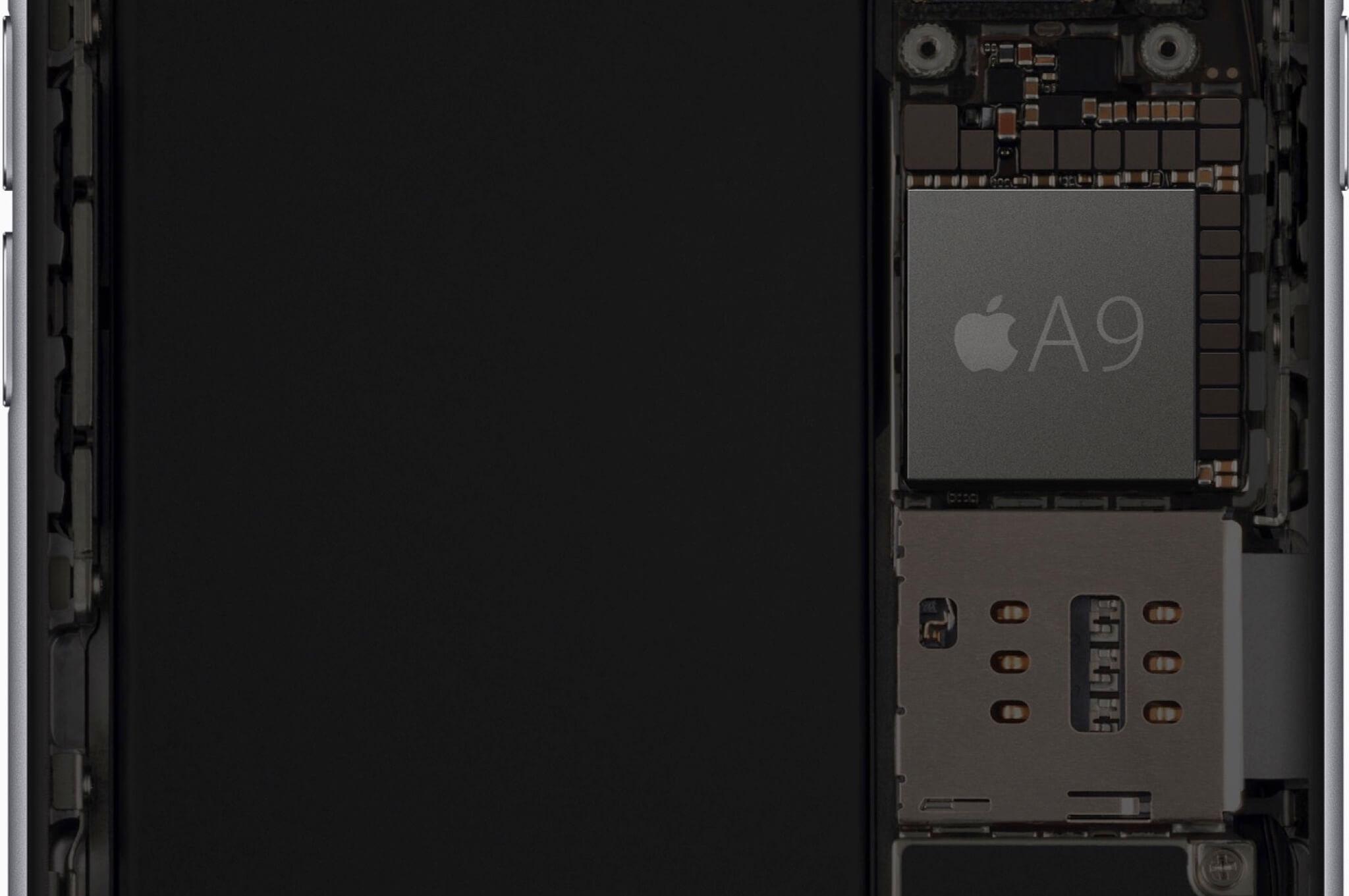 """Gandai: """"Apple"""" atsisako """"Samsung"""" procesorių gamybos"""