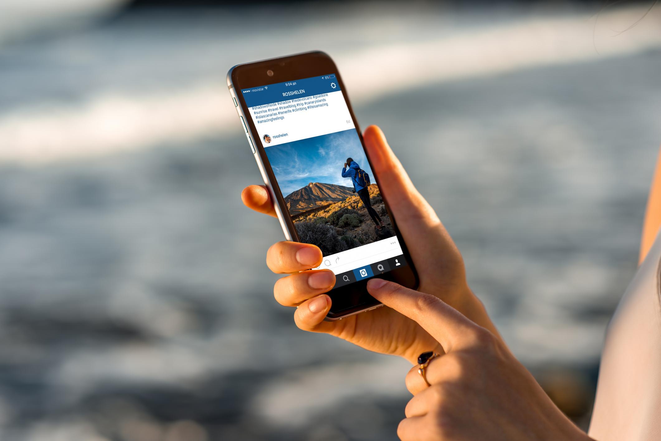 """Į """"Instagram"""" atkeliauja kelių paskyrų režimas"""