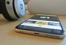 """""""iPhone"""" be ausinių jungties"""