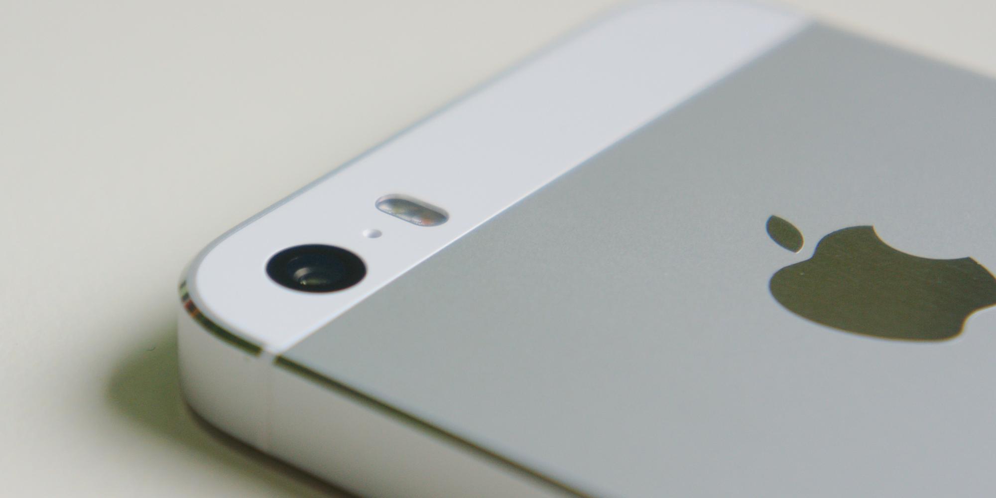 """Šaltiniai: """"iPhone SE"""" pasižymės """"iPhone 5s"""" dizainu, matinėmis briaunomis"""