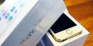 """""""iPhone 5s"""" pakuotė"""