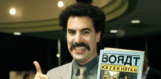 """Sasha Baron Cohen """"Borat"""""""
