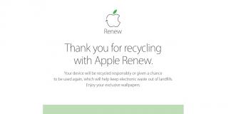 """""""Apple"""" perdirbimo svetainė"""