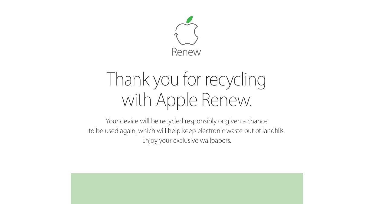 """""""Apple"""" dalinasi trimis aplinkos apsaugą skatinančiais darbalaukiais"""